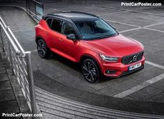 The new Volvo urban SUV is available to order in the UK, with on-the-road prices starting at for […] Volvo Xc, Volvo Cars, My Dream Car, Dream Cars, Best Suv Cars, Europe Car, Car Posters, Poster Poster, Car Wallpapers