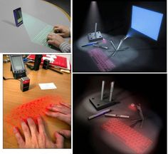 Keyboard of the future - are here now!
