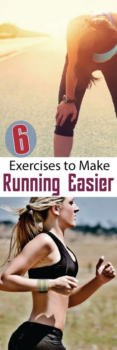 6 Exercises You Can Do To Make Running Easier – Homemade by Jaci