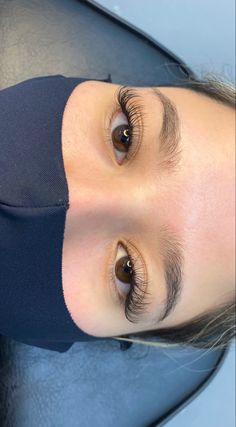 Natural Fake Eyelashes, Perfect Eyelashes, Fake Lashes, Thicker Eyelashes, Longer Eyelashes, Eyelash Extensions Classic, Best Lash Extensions, Skin Makeup, Beauty Makeup