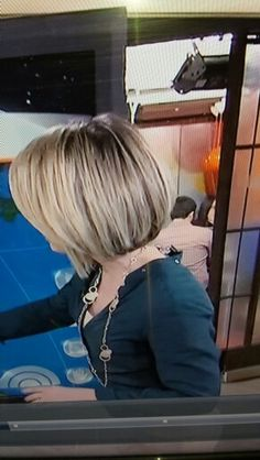 Dylan Dreyer hair  I love this cut!