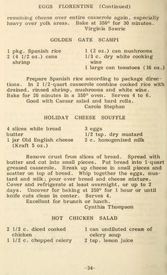 Butter 'n love recipes Retro Recipes, Old Recipes, Vintage Recipes, Cookbook Recipes, Cooking Recipes, Cooking With White Wine, Cooking Wine, Southern Recipes, Southern Food
