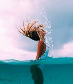 Beach waves. Pinterest @TatiRocks⭐️