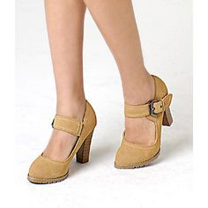 Buy 'yeswalker – Almond Toe Mary Jane Pumps' with Free International Shipping at YesStyle.com. Browse and shop for thousands of Asian fashion items from Hong Kong and more!