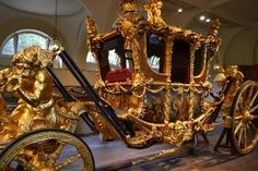 Royal Mews: The Mother of all Carriages!