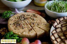 Fermentierter Cashewkäse - veganpowercooking-glutenfrees Webseite!