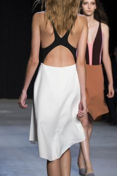 Narciso Rodriguez Spring 2015Maison du Maillot | The Beachwear Boutique | Free Worldwide Delivery | Free Returns | From Bahrain with Love | www.maisonmaillot.com | Peace.Love.Bikinis |