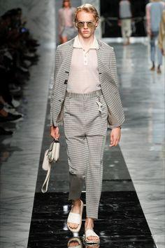 Sfilata Moda Uomo Fendi Milano - Primavera Estate 2018 - Vogue