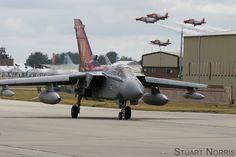 15 squadron Tornado GR.4 ZA461 - RIAT15
