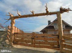 Płot Płoty Przęsło Przęsła Ogrodzenie Ogrodzenia Drewniane Drewniany Dobieszów - image 4