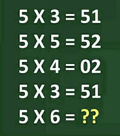 Math Puzzles Brain Teasers, Math Logic Puzzles, Brain Teaser Questions, Brain Teasers With Answers, Fun Test, Math Talk, Maths Solutions, Math Problem Solving, Directional Signs