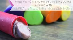 Here's a fun, easy way to keep your child hydrated and happier when they have a … Continued