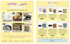 SweetandSara Sell Sheet 12.2014