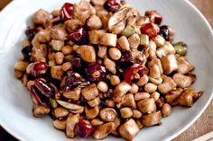 Recipe: Fuchsia Dunlop's gong bao chicken with peanuts || Photo: Chris Terry