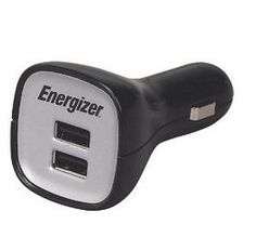 Dual USB charger--for the car. So helpful!