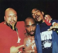 Sug Night, 2 Pac and Snoop> Death Row records