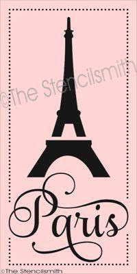 Eiffel Tower Painting, Eiffel Tower Art, Eiffel Tower Drawing, Paris Party, Paris Theme, Paris Crafts, Stencils, One Stroke Painting, Paris Love
