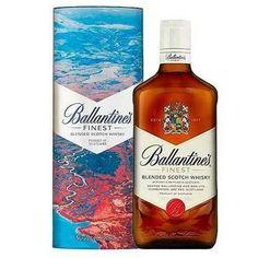 Whisky Ballantines F Lata 1000 Ml - Bebidas bevande