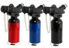 New Jumbo Butane Bottle Cigar Cigarette Torch Lighter 61286 >>> Click image to review more details.
