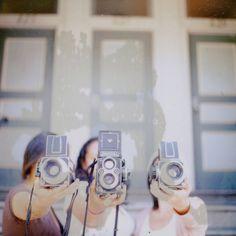Hasselblad 500CM | Polaroid Back | Fuji FP 100C