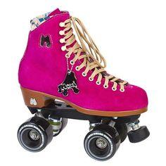 Moxi Lolly Fuchsia Skates – Lucky Skates