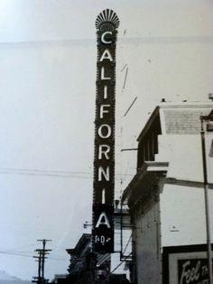 Detail of a vintage photo. The original photo hangs in the McNear building in Petaluma, CA. Zippertravel.com Digital Edition