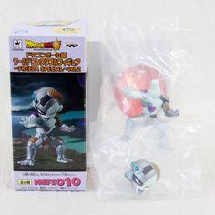 Dragon Ball Z WCF World Collectible Figure Mecha Freeza JAPAN ANIME MANGA - Japanimedia