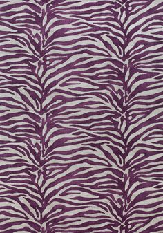 SERENGETI, Eggplant, F985031, Collection Greenwood from Thibaut