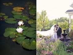 Forest Chic Wedding // photo by Tammy Swales