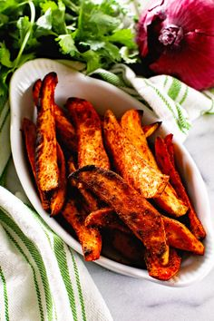 These crispy, Grilled Sweet Potato Wedges have the perfect seasoning on them! I love the crisp edges and the spicy and sweet seasoning on them. Throw them on your grill the next time you grill for the perfect side dish! Grilled Sweet Potato Fries, Crispy Sweet Potato, Sweet Potato Wedges, Sweet Potato Recipes, Sweet Potatoes On Grill, Vegetarian Side Dishes, Side Dishes For Bbq, Healthy Side Dishes, Vegetable Side Dishes