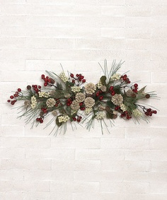 Welcome Home: Festive Doormats & Wreaths | Daily deals for moms, babies and kids