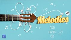 Melodies Song on Behance