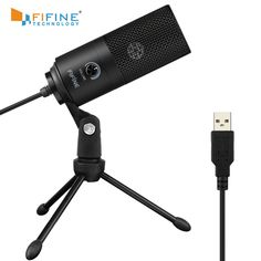 This High Quality USB Microphone records top quality audio directly from your laptop. Simply plug and play directly to your laptop or computer via the USB port, and then you can start recording vocals, voiceovers, podcasts and many many more! Linux, Best Usb Microphone, Microphone Studio, Bluetooth, Wireless Speakers, Phantom Power, Background Noise, Desktop Accessories, Accessories Online