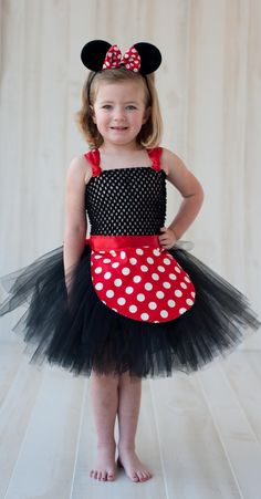 What minnie princess doesn't want to dress up in a little mouse costume! Our Miss Mouse tutu dress is one of our favorites! Available in Red or Pink. Each tutu dress comes with an apron that ties aro Baby Birthday Dress, Minnie Mouse Birthday Outfit, First Birthday Outfits, Princess Tutu Dresses, Pink Tutu Dress, Dress Up, Flower Girl Dresses, Tutu Costumes, Mouse Costume