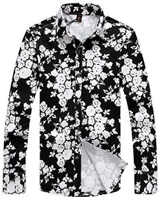 APTRO Men's Mercerized Cotton Long Sleeve Floral Casual Shirt #920 XS APTRO http://www.amazon.co.uk/dp/B015CAG8OO/ref=cm_sw_r_pi_dp_5Soywb1XDEVHR