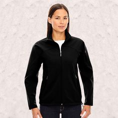 Ash City-North End-Ladies Performance Soft Shell Jacket-78034