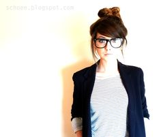 Zoella | Beauty, Fashion & Lifestyle Blog: Geek Glasses.