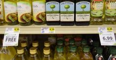 Fake Olive Oil: What You Need To Know-Good Brands:Corto Olive California Olive Ranch Kirkland Organic Lucero (Ascolano) McEvoy Ranch Organic Pompeian Health And Nutrition, Health And Wellness, Health And Beauty, Olive Oil Brands, Olive Oils, California Olive Ranch, Food Facts, Health Articles, Healthy Tips