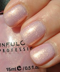 Sinful Colors - Glass Pink