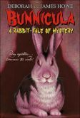 Bunnicula: A Rabbit-Tale of Mystery. My 8 year old daughter just finished this book. Can't say it's my choice for her, but she liked it. She promised to read a biography next. :)