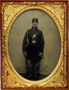 1860s: Sarah Rosetta Wakeman fought with the 153rd regiment of the New York State Volunteers dressed as a man. She left behind a number of letters that have given historians valuable insight into what life was like during the Civil War.