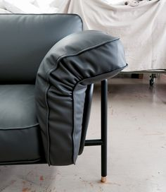 DS-610 - Mario Ferrarini Studio Sofa Furniture, Furniture Design, Contemporary Sofa, Outdoor Fabric, Leather Sofa, Outdoor Living, Living Spaces, Upholstery, Cushions