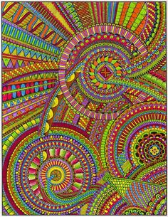 Colored by Peter Draws http://www.peterdraws.com/colorings/ Coloring book available