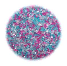 Frozen Sugar Crystals Edible Sprinkles by JLouisedesigns on Etsy Winter Birthday Parties, Frozen Birthday Party, Frozen Party, 5th Birthday, Birthday Ideas, Frozen Cupcakes, Frozen Cake, Frozen Treats, Childrens Parties