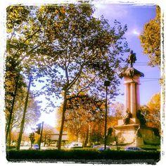 Monumento a Vittorio Emanuele   Torino, Italia