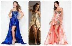 vestidos longos 2 em 1 para formatura
