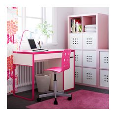 KALLAX Open kast - lichtroze - IKEA
