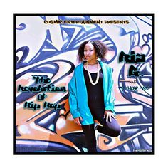 "Spoken Word artist/ Lyricist #RiaG. makes her rap debut with this dazzling hip hop track titled ""The Revolution of Hip Hop"". Along with #DJTherdMic they capture the essence of the four elements in traditional hip hop on this track; (MCing, DJing, Breakdancing and Graffiti) with a blend of futuristic sound and concepts. The Duo also uses the "" #RevolutionofHipHop "" as a theme song for their Hip Hop platform which aims to reunite all the elements of #HipHop culture for a new renaissance in…"