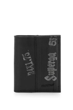 Inner tube wallet designed both for men and women. This slim shape wallet includes a convenient coin pocket.
