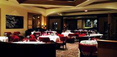 Birthday dinner here! Charlie Palmer's Steakhouse, Las Vegas.